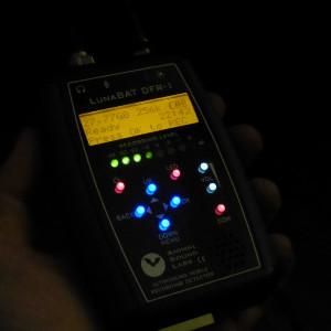 LunaBat DFR-1 z podświetlaną klawiaturą