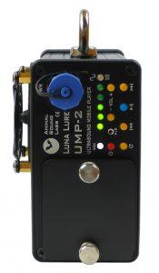 LunaLure UMP-2 - panel sterowania