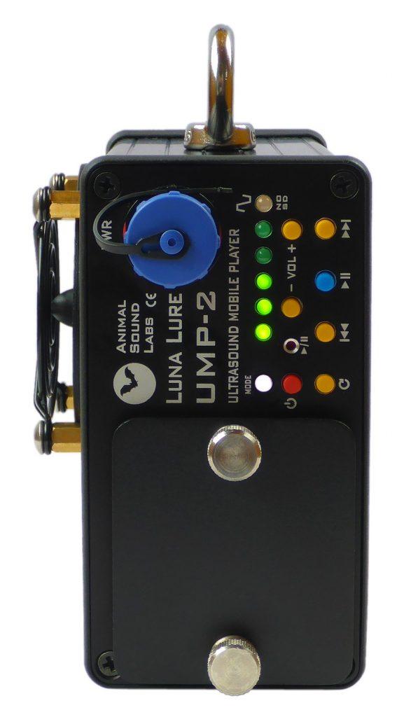 Luna Lure UMP-2 - control panel